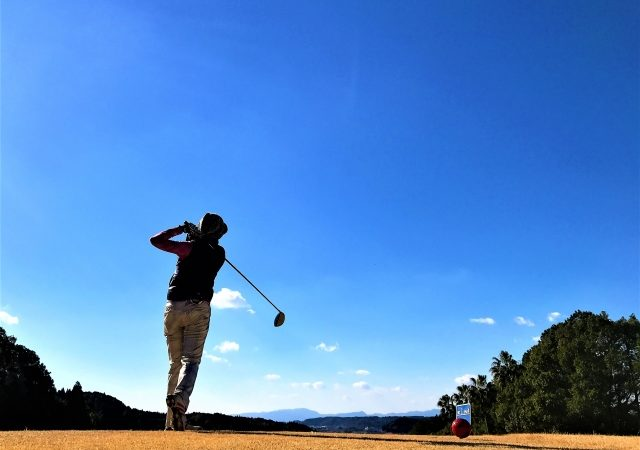 全米女子ゴルフ中継